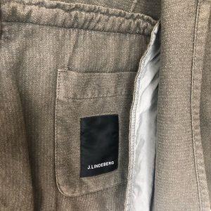 J. Lindeberg Suits & Blazers - J.LINDERBERG 3 Button English Vent Blazer Jacket